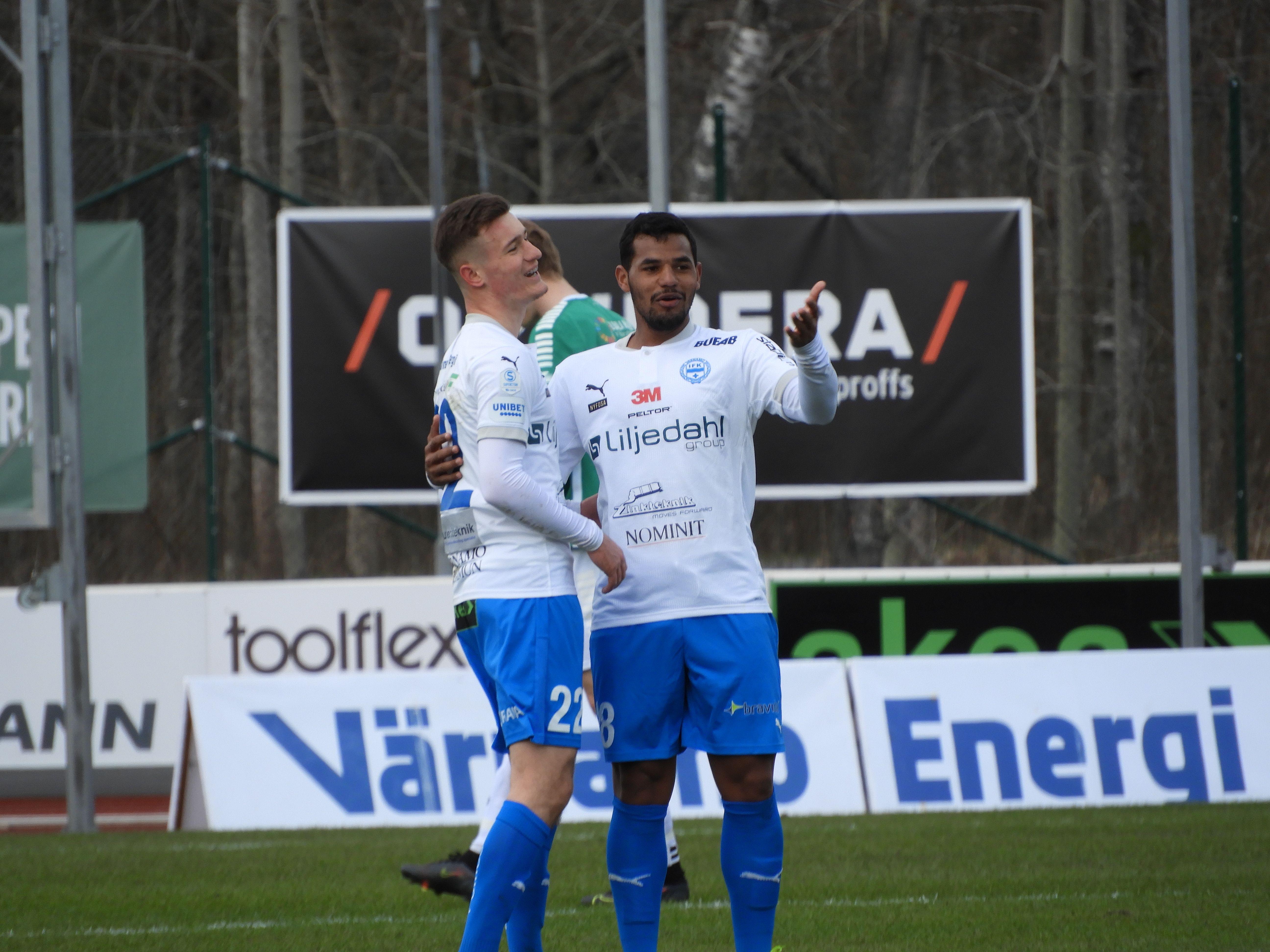 Referat mot IK Brage signerat Ola Fälth