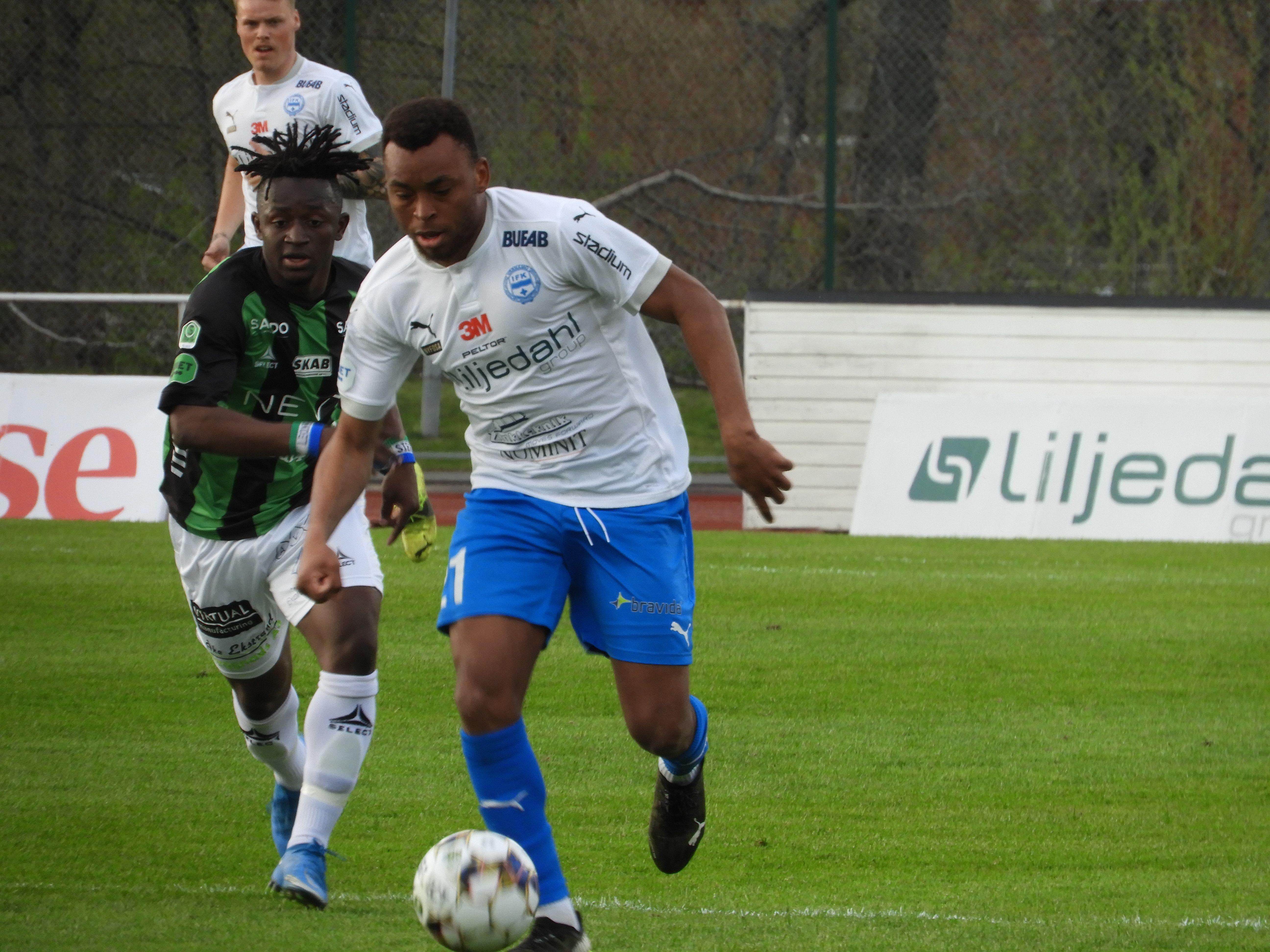 Referat mot GAIS signerat Ola Fälth - IFK i serieledning!