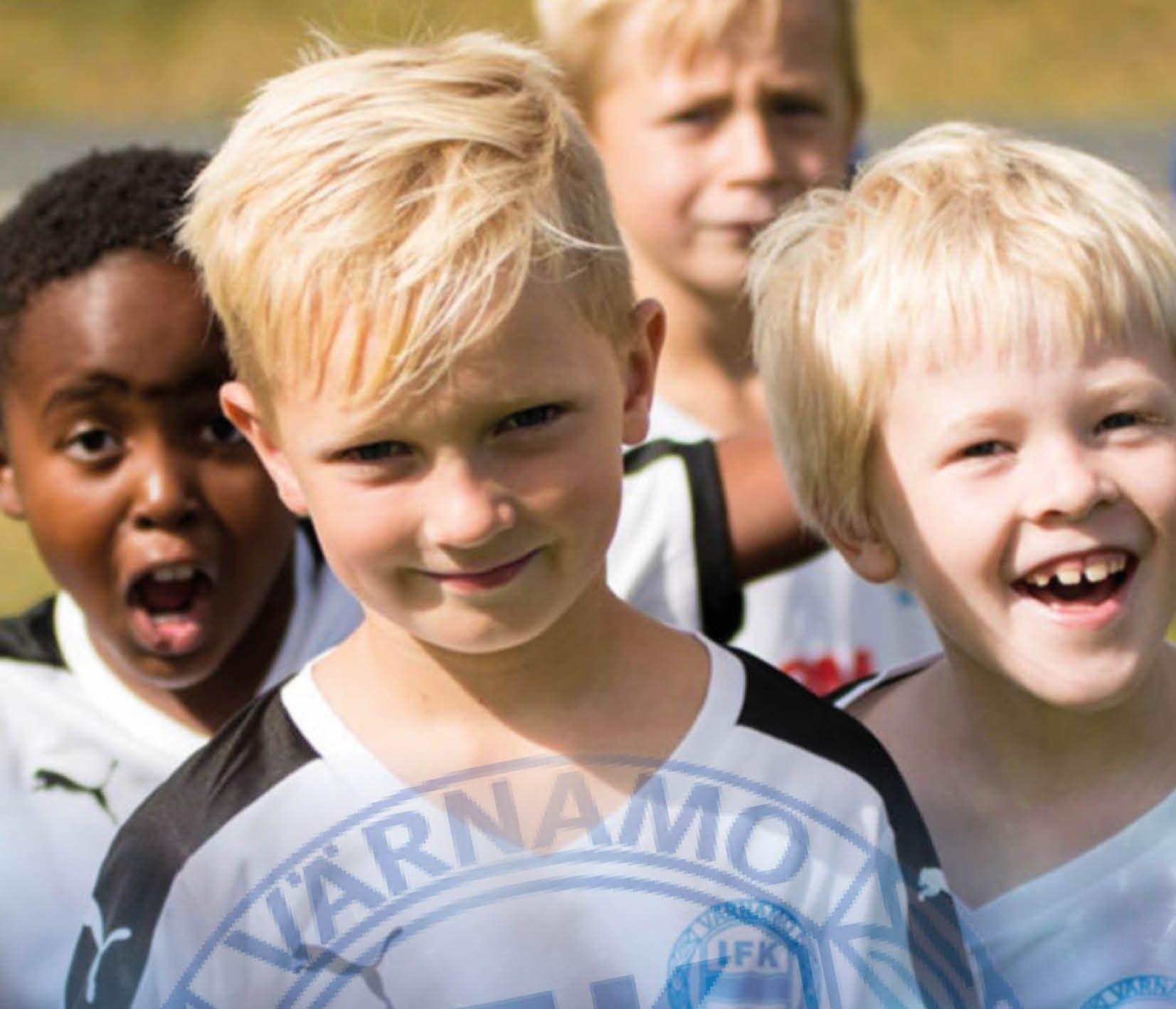 Välkommen på IFK Värnamos Fotbollsskola!