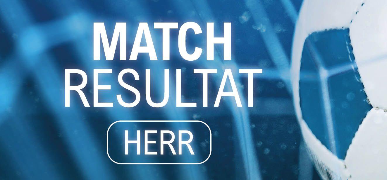 Förlust 0-2 mot Landskrona