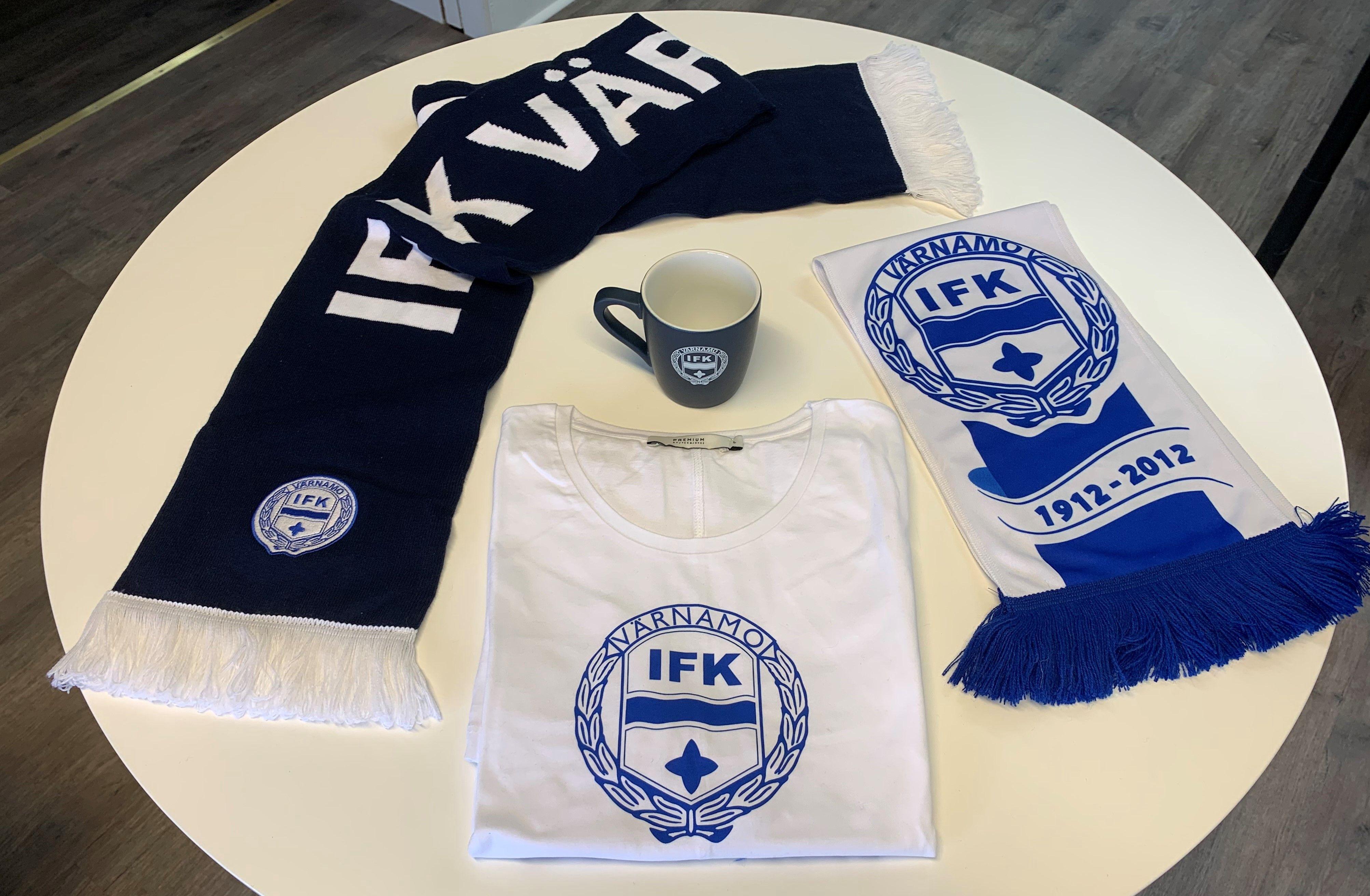 Fynda IFK-prylar till bra priser!